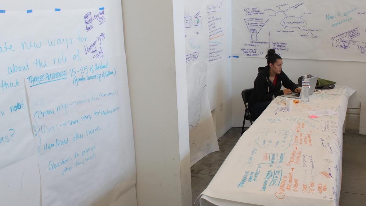 Reimagining the newsstand for a digital era at TechRaking 7