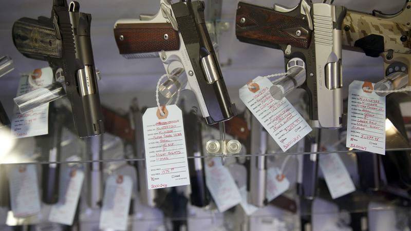 Startling gun violence fact: Suicide is more likely than homicide