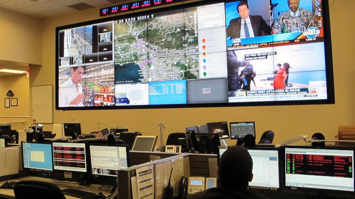 real-time analysis critical response division