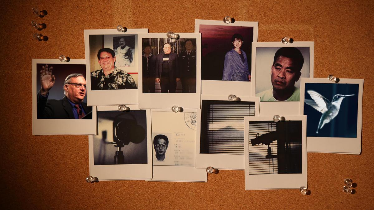 Data breach mystery leads from Arizona counterterrorism site to China