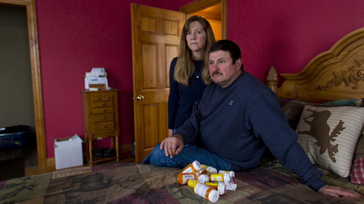 Opiates handed out like candy to 'doped-up' veterans at Wisconsin VA