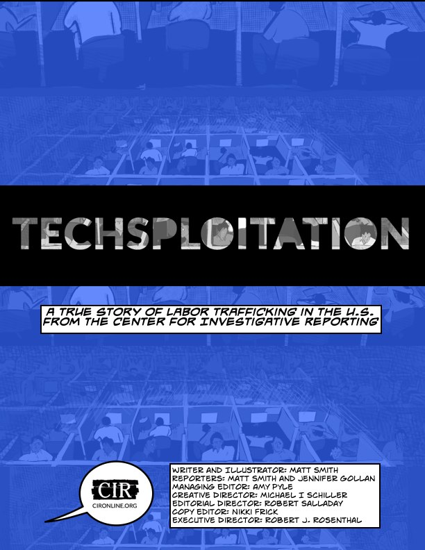 Techsploitation GN - p1